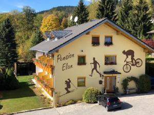Pension Elan - Hotel - Bayerisch Eisenstein