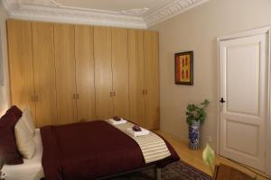 Două camere duble comunicante Antonius Bed and Breakfast