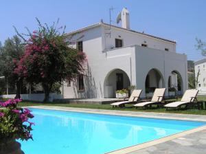 Hostales Baratos - Villa Irini