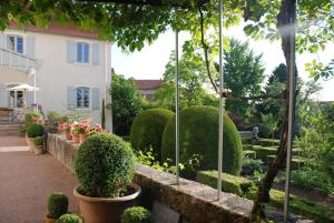 Accommodation in Ambierle