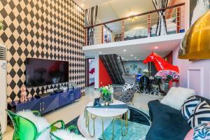 Rongyi Apartment, Apartmány  Kanton - big - 179