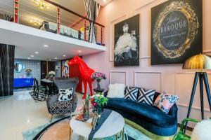 Rongyi Apartment, Apartmány  Kanton - big - 182