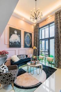 Rongyi Apartment, Апартаменты/квартиры  Гуанчжоу - big - 162