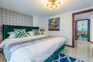 Rongyi Apartment, Apartmány  Kanton - big - 106
