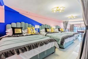 Rongyi Apartment, Apartmány  Kanton - big - 188