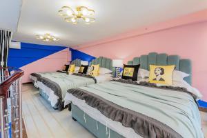 Rongyi Apartment, Apartmány  Kanton - big - 190