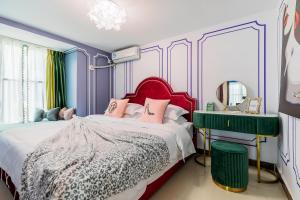 Rongyi Apartment, Apartmány  Kanton - big - 70