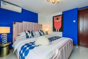 Rongyi Apartment, Apartmány  Kanton - big - 84