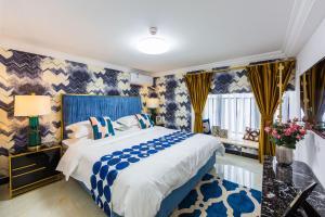 Rongyi Apartment, Apartmány  Kanton - big - 19