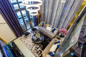 Rongyi Apartment, Apartmány  Kanton - big - 15