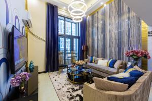 Rongyi Apartment, Apartmány  Kanton - big - 35