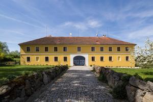 Apartmán Zahrádka - Apartment - Mírkovice