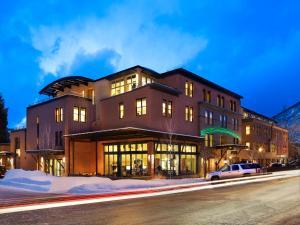 Accommodation in Aspen
