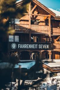Fahrenheit Seven Courchevel - Hotel
