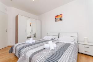 Apartman Mia, Apartmány  Trogir - big - 27
