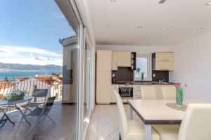 Apartman Mia, Apartmány  Trogir - big - 17