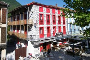 Accommodation in Seix