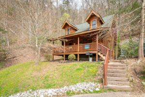Accommodation in Cove Creek Cascades
