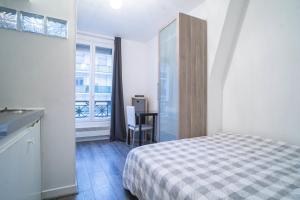 HostnFly apartments - Beautiful bright studio near Père Lachaise