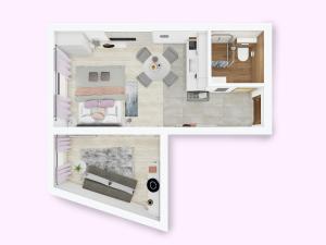 Apartment Mali Princ S18 Milmari resort - Hotel - Kopaonik