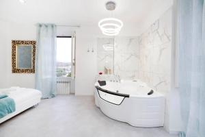 Panoramic Suite with Jacuzzi in Trastevere - abcRoma.com