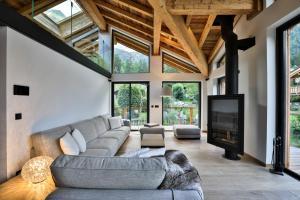 Black Stone Chalet - Hotel - Chamonix