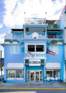 Nomada Urban Beach Hostel
