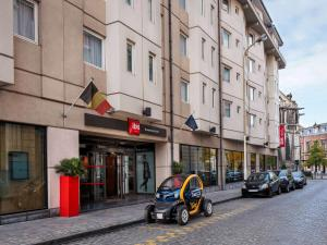 ibis Hotel Brussels Centre Ste Catherine