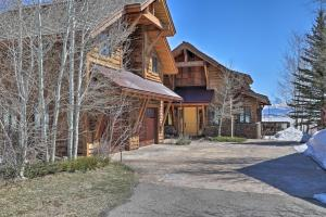 NEW! Luxury Home - 26 Miles to Grand Targhee Ski!, Ferienhäuser  Tetonia - big - 36