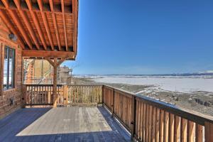 NEW! Luxury Home - 26 Miles to Grand Targhee Ski!, Ferienhäuser  Tetonia - big - 32