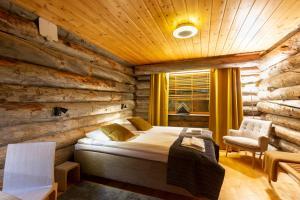 Log house Kuukkeli Teerenpesä - Hotel - Saariselkä