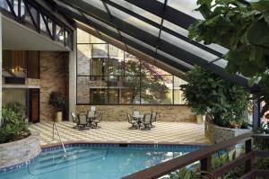 DoubleTree by Hilton Hotel Oak Ridge - Knoxville, Hotels  Oak Ridge - big - 37