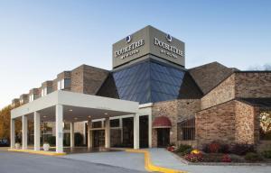 DoubleTree by Hilton Hotel Oak Ridge - Knoxville, Hotels  Oak Ridge - big - 9