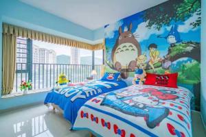 Fun Style Apartment