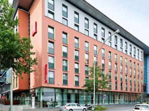 ibis Hotel Hamburg St. Pauli Messe