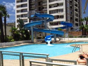 Departamento Aquamar, Ferienwohnungen  Viña del Mar - big - 12