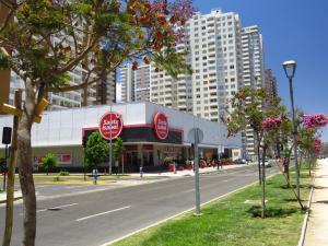 Departamento Aquamar, Ferienwohnungen  Viña del Mar - big - 6