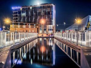 Location gîte, chambres d'hotes Mercure Cherbourg Centre Port dans le département Manche 50