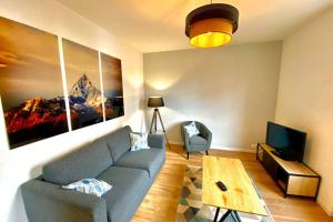 Appartement 100m tram pour Genève - Hotel - Ambilly
