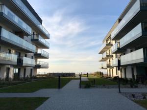 Ekskluzywny apartament GOLD GARDENIA z widokiem na morze