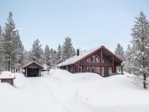 Holiday Home Kerkänperä - Hotel - Luosto