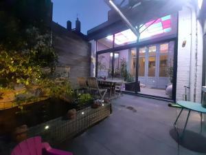 Maison du jardin botanique