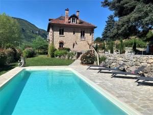 Location gîte, chambres d'hotes Villa La Muse dans le département Aveyron 12