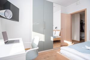 Brand new Apartments in Mustamäe, Apartments  Tallinn - big - 24