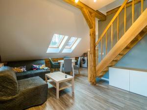 Apartament dwupoziomowy SkiBike