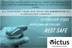 Victus Apartamenty Apartament Osaka