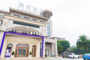 Lavande Hotel Chongqing Yongchuan Leheledou Wanda
