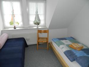 Ferienwohnung Heidegeist, Apartmány  Neuenkirchen - big - 12