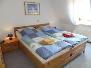 Ferienwohnung Heidegeist, Apartmány  Neuenkirchen - big - 26
