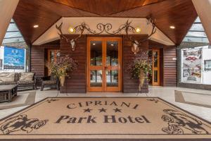 Cipriani Park Hotel, Szállodák  Rivisondoli - big - 16